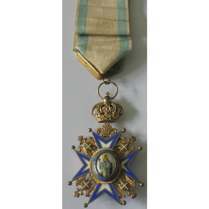 Serbia. Order of St. Sava 3rd.   Wellington Auctions
