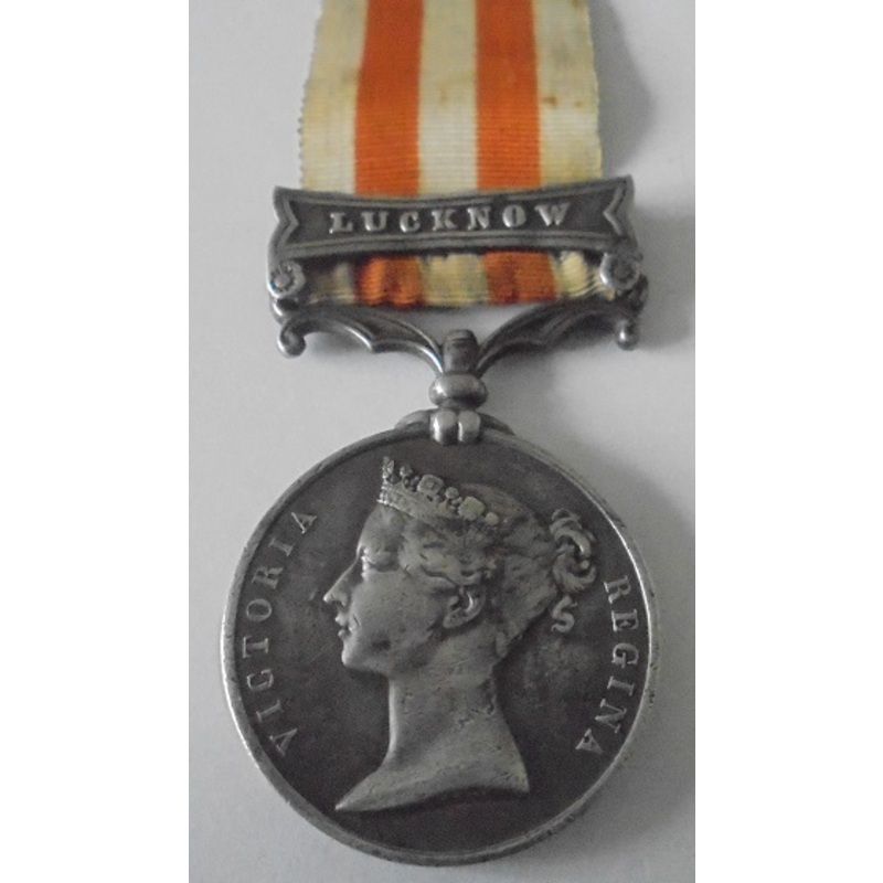 Indian Mutiny Medal 1857-1858. | Wellington Auctions