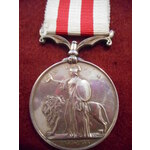 Indian Mutiny Medal, no clasp. | Wellington Auctions
