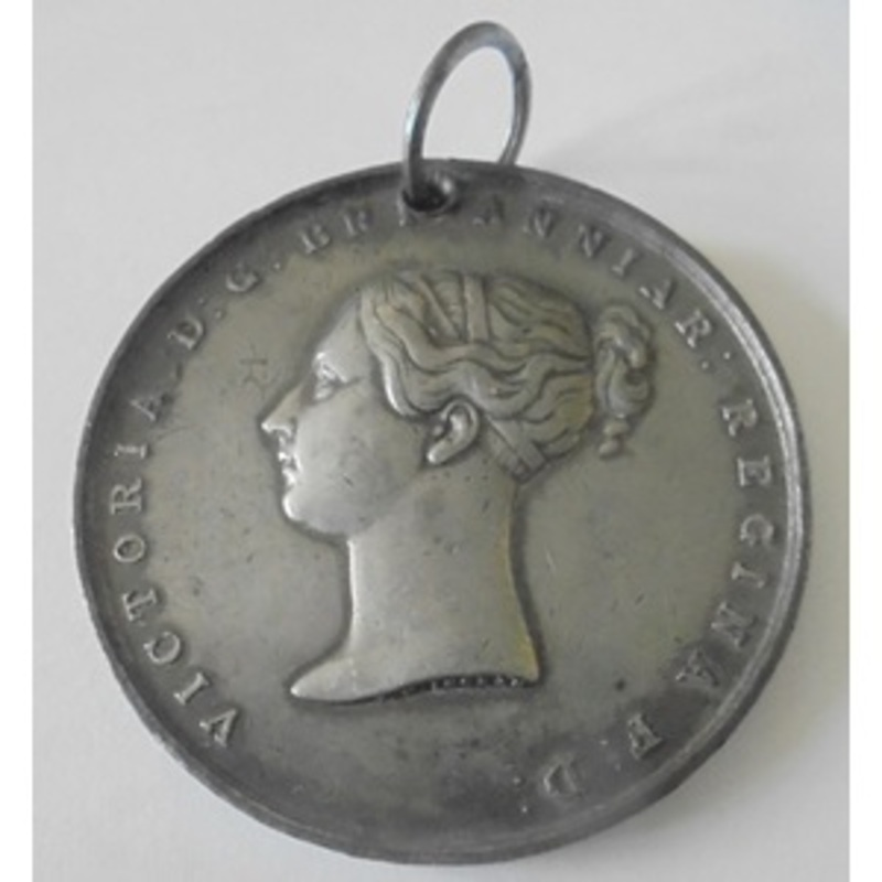 Queen Victoria Coronation Med. | Wellington Auctions