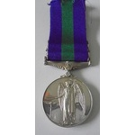 General Service Medal 1918-62. | Wellington Auctions