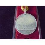 Seringapatam Medal in Silver, in old box. Some contact wear to reverse, Generally very fine