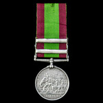 Afghanistan Medal 1878, two c. | Wellington Auctions