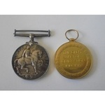 A Great War Pair to 2nd Lieutenant W.K. Robertson, Royal Engineers, who mentioned in despatches f...
