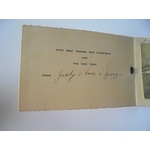 Ephemera. Casualty Documents, photos, memorial card etc to John Beresford Murfin died in a flying...
