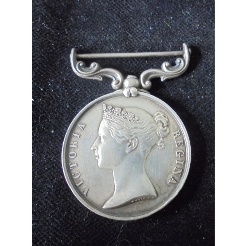 Baltic Medal, privately engra.   Wellington Auctions