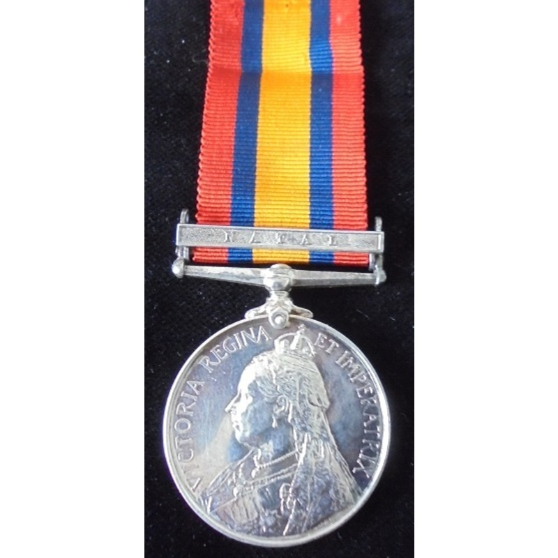 Queens South Africa Medal 189.   Wellington Auctions