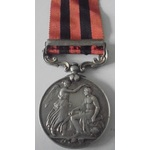 India General Service Medal 1.   Wellington Auctions