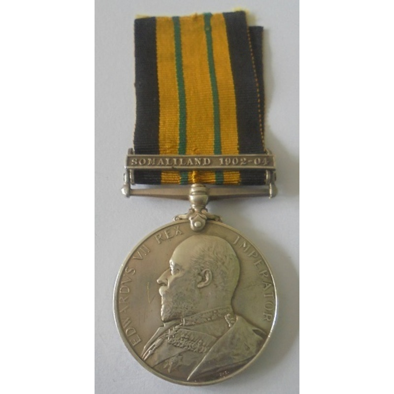 Africa General Service Medal . | Wellington Auctions