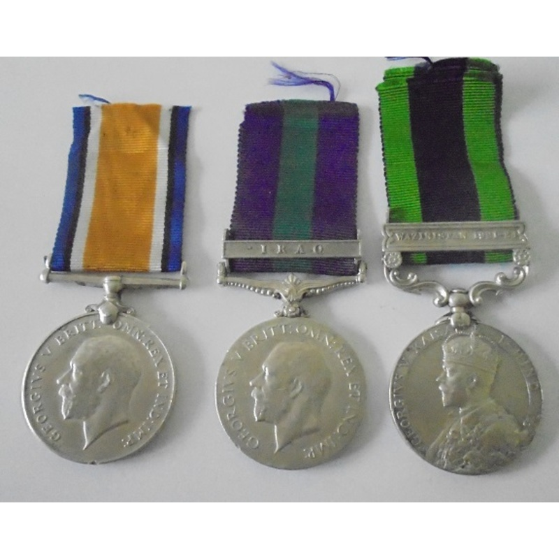 A Great War and Later Campaig. | Wellington Auctions