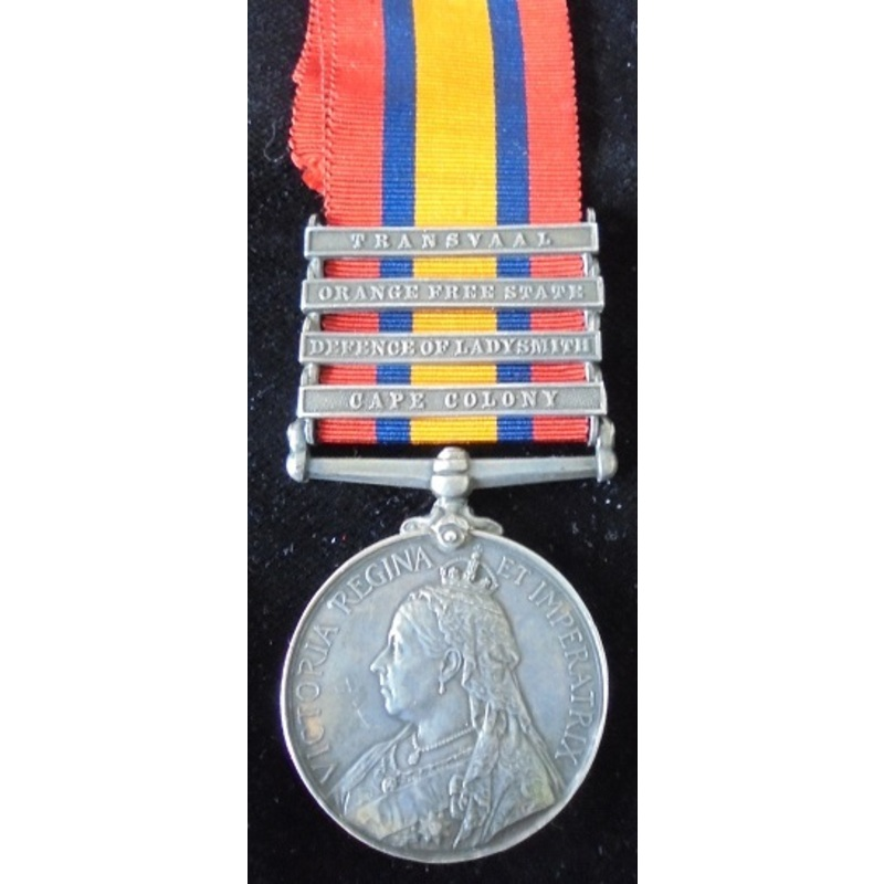 Queens South Africa Medal 189. | Wellington Auctions