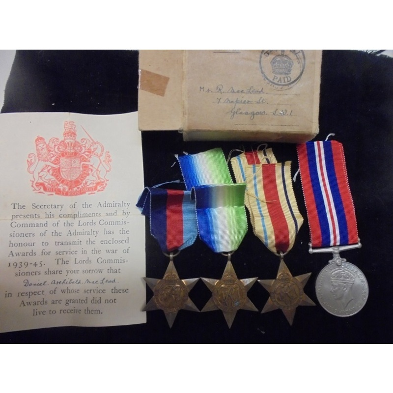 A Submariner's North Africa a. | Wellington Auctions