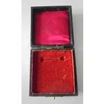 Box. For miniature British War Medal and Victory Medal. Nearly extremely fine