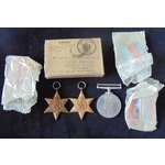 Medals to two members of the . | Wellington Auctions