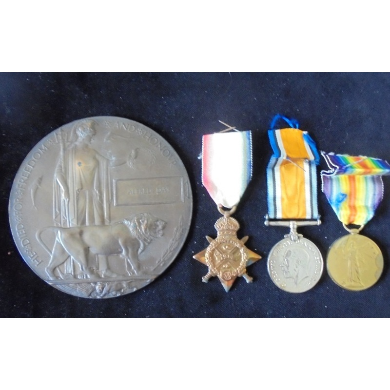 Sapper A. Day, 59th Company, . | Wellington Auctions