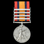 Queens South Africa Medal, fo. | Wellington Auctions