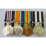 A Military Medal and St. John Ambulance Service Group of 4 to Private W.W. Lucas, Machine Gun Corps