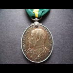 EviiR T.F.E.M. to SJT SMITH  . | Great War Medals