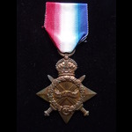 1914/15 STAR to PTE DEVONPORT 2nd RIFLE BRIGADE - KIA BOIS GRENIER 1915