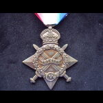 1914/15 STAR to PTE COOPER 1st YORKSHIRE LIGHT INFANTRY, later M.G.C.
