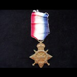 1914/15 STAR to 28098 PTE Har.   Great War Medals