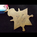 1914 STAR to PTE George Albert LEEPER No.1 Casualty Clearing Station RAMC (from Canning Town, Essex)