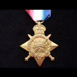 1914/15 STAR to 10579 PTE James SHAW  1st Wiltshire Regiment - KIA  23/1/15 in the Kemmel Sector ...