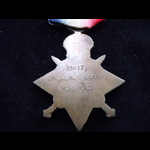 1914/15 STAR to CPL BULLEN, ROYAL ARMY MEDICAL CORPS