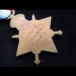 1914/15 STAR to 28098 PTE Harold GREEN 11th 'Pioneer Battalion' LIVERPOOL REGT.  Served on the We...