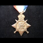 1914 STAR to CH.12482 PTE Frank Edward TERRY, R.M.BRIGADE - Served at Dunkirk & in the Defence of...
