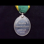 EviiR Territorial Force Efficiency Medal to  322 PTE FYFFE 4th R.SCOTS who served as a Sergeant w...
