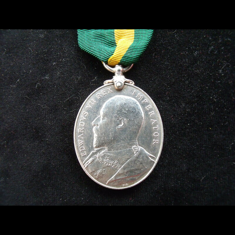 EviiR T.F.E.M. to 7300 SJT J.. | Great War Medals