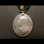 EviiR TERRITORIAL FORCE EFFICIENCY MEDAL to CPL VEITCH, 4th ROYAL SCOTS