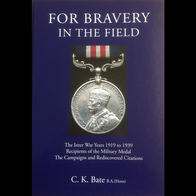 FOR BRAVERY IN THE FIELD The .   Great War Medals