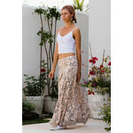 TARA Hummingbird - Batik Maxi Skirt/Dress