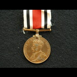 GV Special Constabulary Long Service Medal William Brailsford