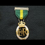 ​Efficiency Decoration GVIR clasp Territorial officially dated 1952.