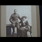 MSM & MID x 2 S/S/Mjr Gerrard RASC late 10th Middlesex Regt Gallipoli & photo