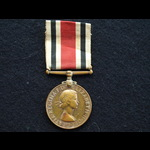 EII Special Constabulary Long Service Medal Ernest Wooldridge
