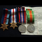 WW2 Group Capt Radford 512 Ro. | Charlies Medals