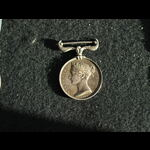 Crimea no clasp unnamed as issued in good condition
