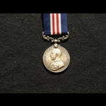 MM Cpl Reynolds 1/5th Lincolnshire Regt for rescuing buried men