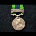 IGS Afghanistan NWF 1919 Pte Christie 1/4th Royal West Kent & Army Pay Corps