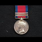 Rare Rank MGS Nivelle & Vittoria Drum Major Price 6th Foot served in North America