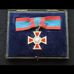 WW1 Royal Red Cross 2nd Class  in its original box