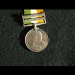 KSA South Africa 1901 and 1902 Pte Kane Northumberland Fusiliers POW Nooitgedacht 13th Dec 1900