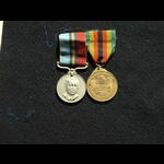 Rhodesian General Service Medal and Zimbabwe Independence 1980 Guard E Chipfunde