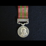 IGS Relief of Chitral 1895 Pte Blacow 1st Battalion East Lancashire Regt