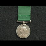 Victorian Volunteer Force Long Service L/Cpl Dowdeswell 2/London VRC